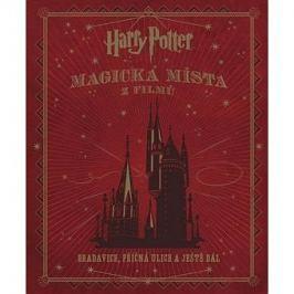 Harry Potter Magická místa z filmů: Bradavice, Příčná ulice a ještě dál