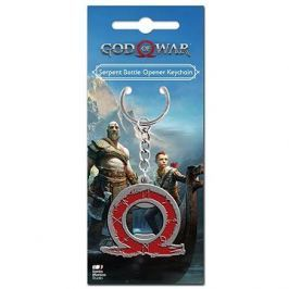 God of War - Klíčenka a otvírák lahví
