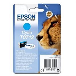 Epson T0712 azurová