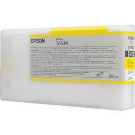 Epson T6534 žlutá