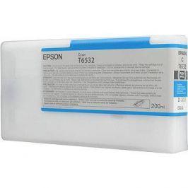 Epson T6532 azurová
