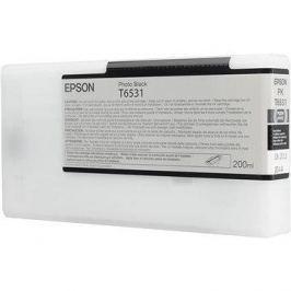 Epson T6531 foto černá