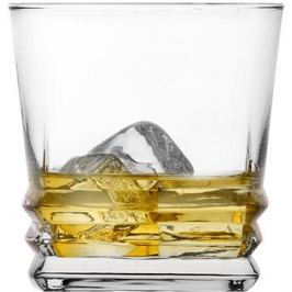 LAV Sklenice na whisky 310ml ELEGAN čirá 6ks