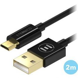 Eternico Core Micro USB 2m Black