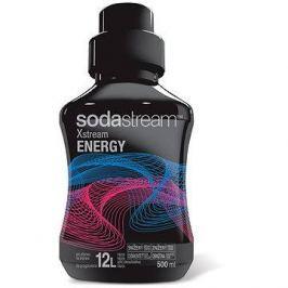 SodaStream Xstream Energy energetický nápoj Sirupy