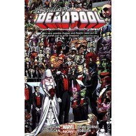 Deadpool Deadpool se žení