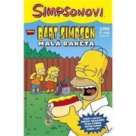 Bart Simpson Malá raketa: 2/2018