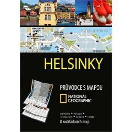 Helsinky: Průvodce s mapou National Geographic