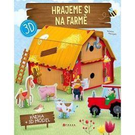 Hrajeme si na farmě: kniha + 3D model