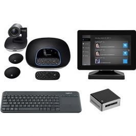 Logitech ConferenceCam Group Kit s Intel NUC II