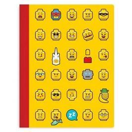 LEGO Iconic Sešit žlutý