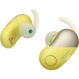 Sony WF-SP700N žlutá