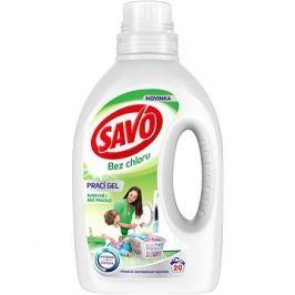 SAVO barevné i bílé prádlo 1 l (20 praní)