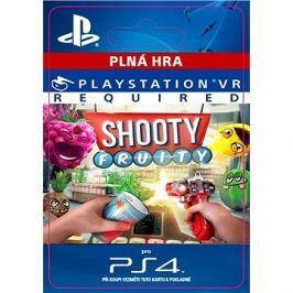 Shooty Fruity - PS4 CZ Digital