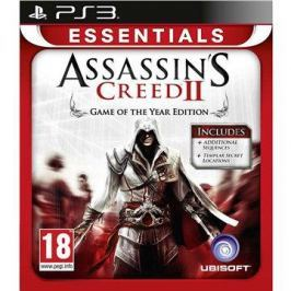 Assassins Creed II (Essentials Edition) - PS3
