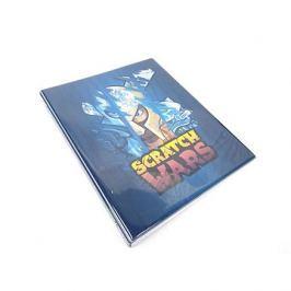 Scratch Wars - Sběratelské album A4