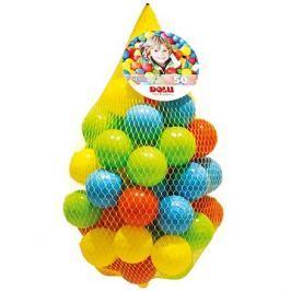 Dolu Barevné plastové míčky - 50 ks Didaktika a motorika