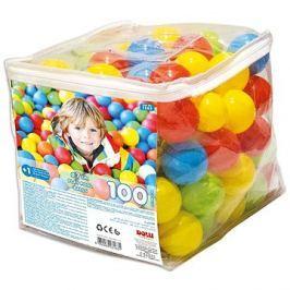 Dolu Barevné plastové míčky - 100 ks Didaktika a motorika