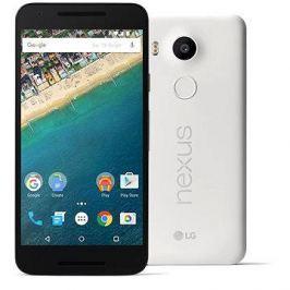 LG Nexus 5x White 16GB Mobilní telefony