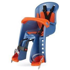 POLISPORT Bilby Junior modro-oranžová Sedačky na kolo