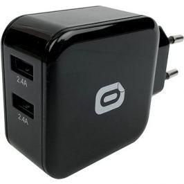 Odzu Wall Charger Black Do sítě (230V)