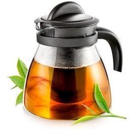 TESCOMA Konvice MONTE CARLO 1.5 l, s vyluhovacím sítkem, antracitová Konvice na čaj