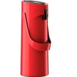 TEFAL Termokonvice s pumpou 1,9 l červená PONZA Termosky a termohrnky
