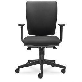 LD Seating Lyra černá Kancelářské židle