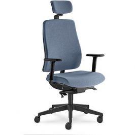 LD Seating Swing světle modrá Kancelářské židle