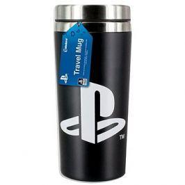 PlayStation - cestovní hrnek s logem PS Hrníčky