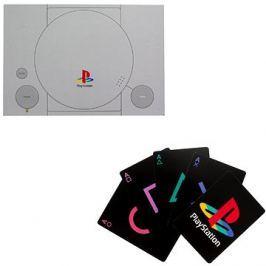 PlayStation - hrací karty se symboly PS Doplňky