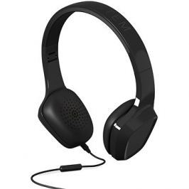 Energy Sistem Headphones 1 Black Mic S mikrofonem
