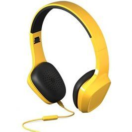 Energy Sistem Headphones 1 Yellow Mic