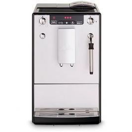 Solo & Milk Stříbrný Automatické kávovary