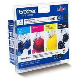 Brother LC-980 Value Pack Brother