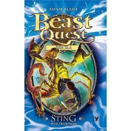 Sting, muž škorpion: Beast Quest (18)