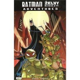 Batman Želvy nindža Adventures