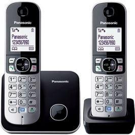 Panasonic KX-TG6812FXB Black
