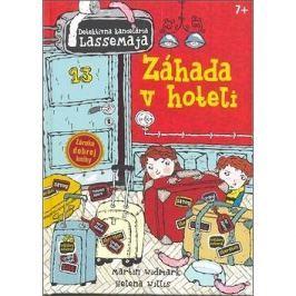 Záhada v hoteli: Detektívna kancelária LasseMaja - 2. diel