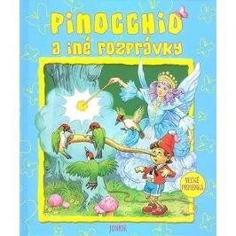Pinocchio a iné rozprávky: Veľké písmenká