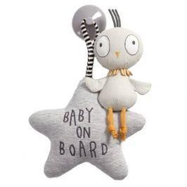 Ptáček do auta Baby on Board