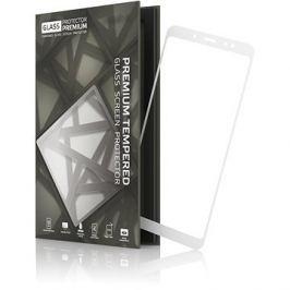 Tempered Glass Protector Rámečkové pro Xiaomi RedMi Note 5 Bílé