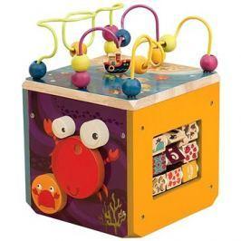 B-Toys Interaktivní krychle Underwater Zoo
