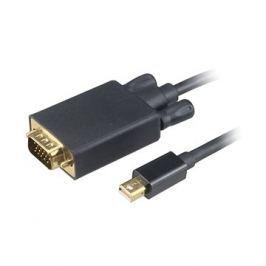 AKASA mini DisplayPort na VGA