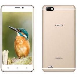Aligator S5070 Duo 16GB zlatý