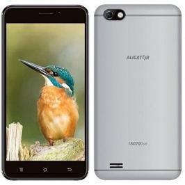 Aligator S5070 Duo 16GB stříbrný