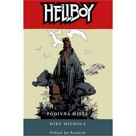 Hellboy Podivná místa