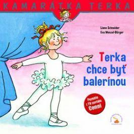 Terka chce byť balerínou: Kamarátka Terka 21. diel