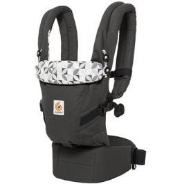 Ergobaby Adapt Nosítko - Graphic Grey