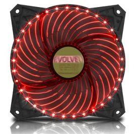 EVOLVEO 12L2RD LED 120mm červený